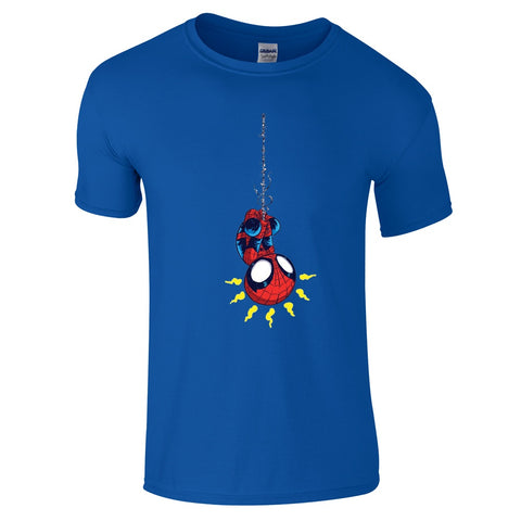 Cute Spiderman T-Shirt-Hero Gear