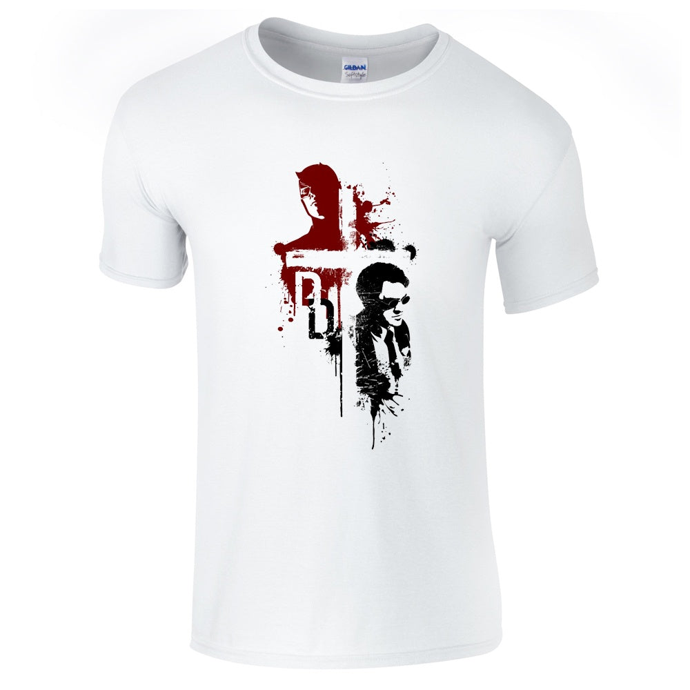 Mens T-Shirts - DareDevil Matt Murdoch T-Shirt