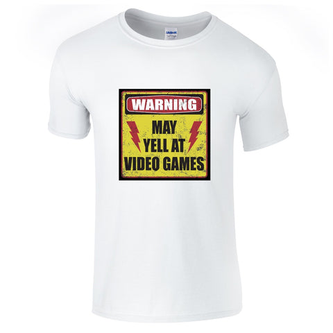 Mens T-Shirts - Funny Gaming T-Shirt