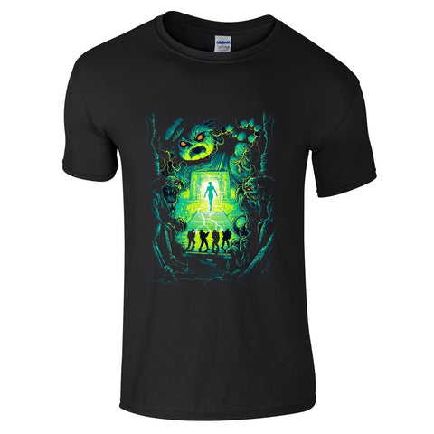 Mens T-Shirts - Ghostbusters 2 T-Shirt