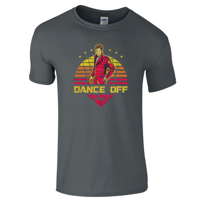 Guardians Of The Galaxy Dance Off T-Shirt-Hero Gear