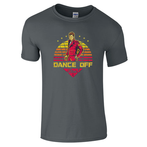 Mens T-Shirts - Guardians Of The Galaxy Dance Off T-Shirt