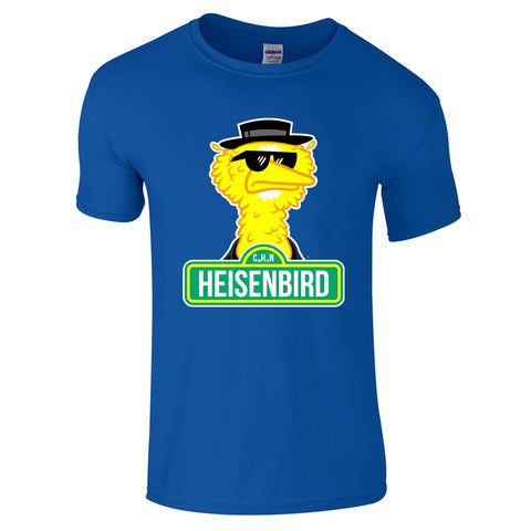 Heisenbird T-Shirt-Hero Gear