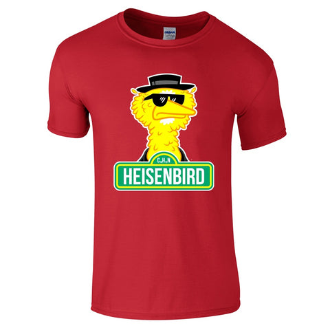 Mens T-Shirts - Heisenbird T-Shirt