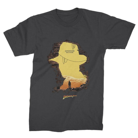Indiana Jones T-Shirt-Hero Gear