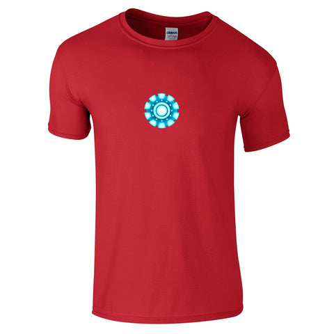 Mens T-Shirts - Ironman Arc Reactor 2 T-Shirt