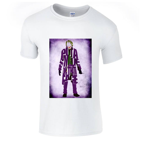 Joker T-Shirt-Hero Gear