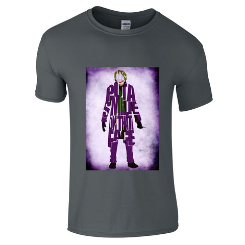 Mens T-Shirts - Joker T-Shirt
