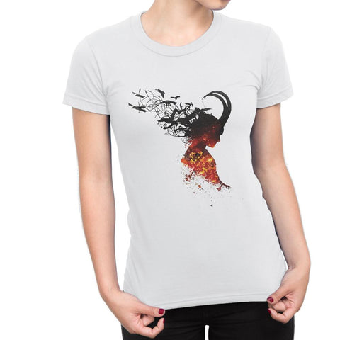 Loki Splash T-Shirt-Hero Gear