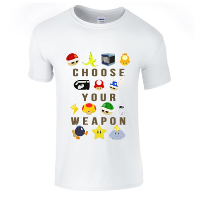 Mario Kart T-Shirt-Hero Gear