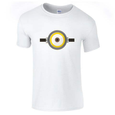 Mens T-Shirts - Minion Eye T-Shirt