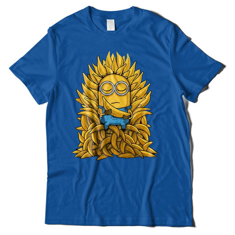 Mens T-Shirts - Minions Game Of Thrones T-Shirt
