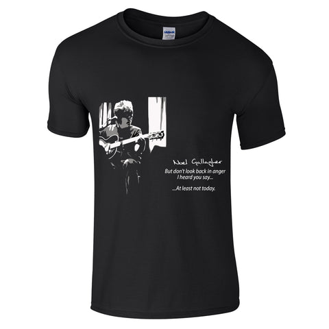 Noel Gallagher T-Shirt-Hero Gear