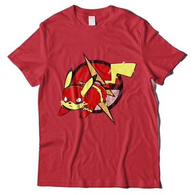 Pikachu Flash T-Shirt-Hero Gear