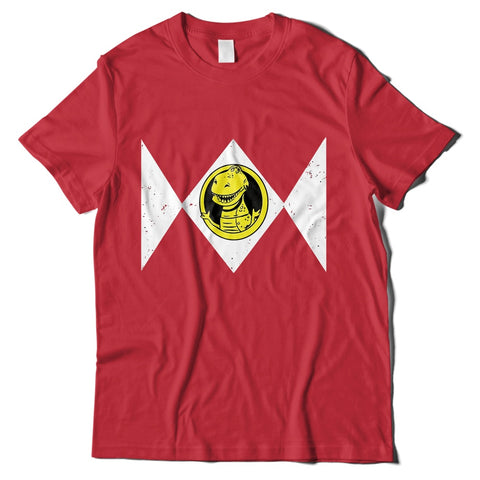 Power Rangers Rex T-Shirt-Hero Gear