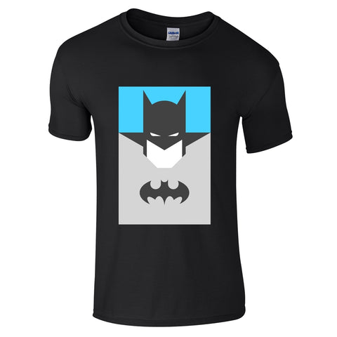 Retro Batman T-Shirt-Hero Gear