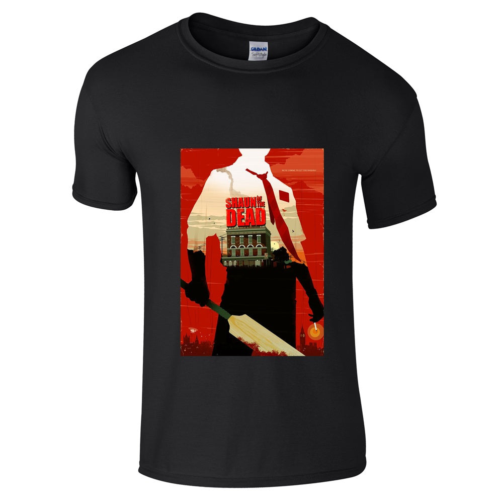 Mens T-Shirts - Shaun Of The Dead T-Shirt