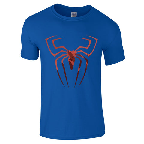 Mens T-Shirts - Spiderman Logo T-Shirt