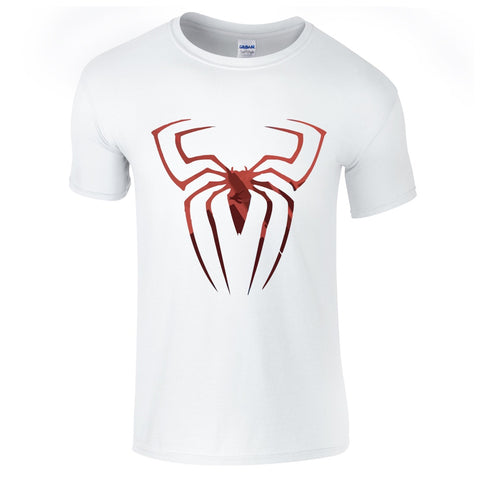 Spiderman Logo T-Shirt-Hero Gear