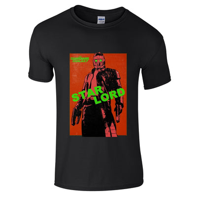 Star Lord T-Shirt-Hero Gear