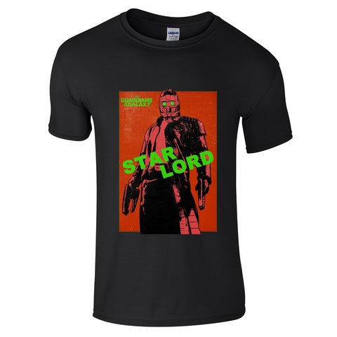 Mens T-Shirts - Star Lord T-Shirt