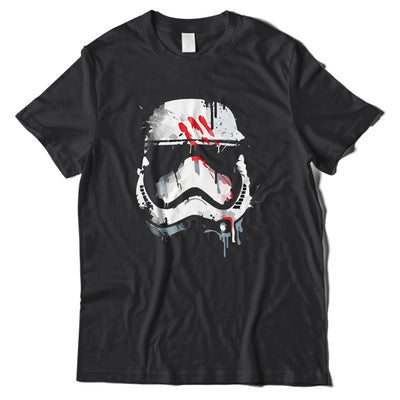 Star Wars Finn Stormtrooper T-Shirt-Hero Gear