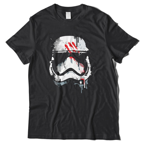 Mens T-Shirts - Star Wars Finn Stormtrooper T-Shirt