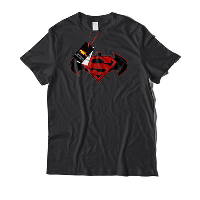 Superman v Batman T-Shirt-Hero Gear