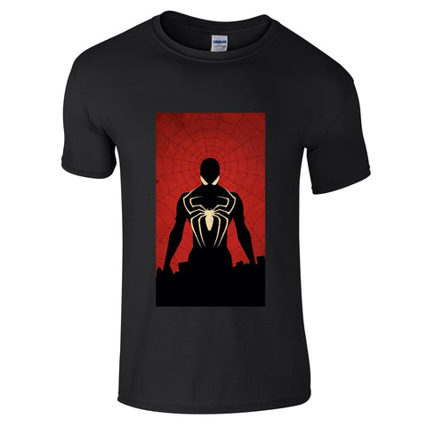 Mens T-Shirts - Symbiote Spider-Man T-Shirt