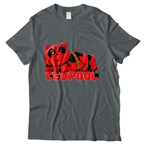 Mens T-Shirts - Tedpool T-Shirt
