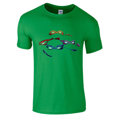 Teenage Mutant Ninja Turtles T-Shirt-Hero Gear