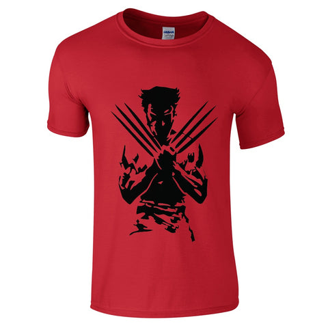 Mens T-Shirts - The Wolverine T-Shirt
