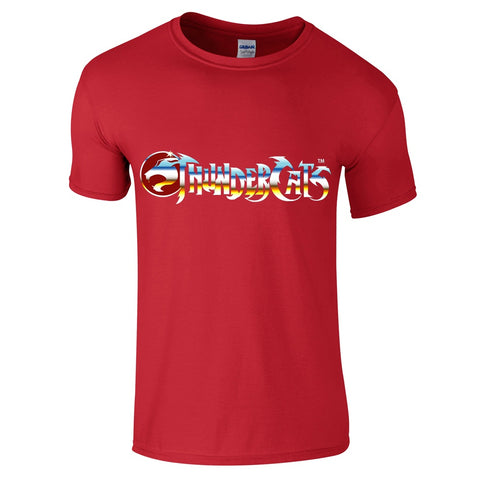 Mens T-Shirts - Thundercats Logo T-Shirt