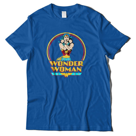 Mens T-Shirts - Wonder Woman T-Shirt