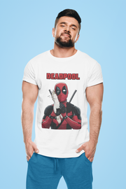 Deadpool Unicorn T-Shirt