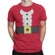 Unisex Father Christmas T-Shirt-Hero Gear