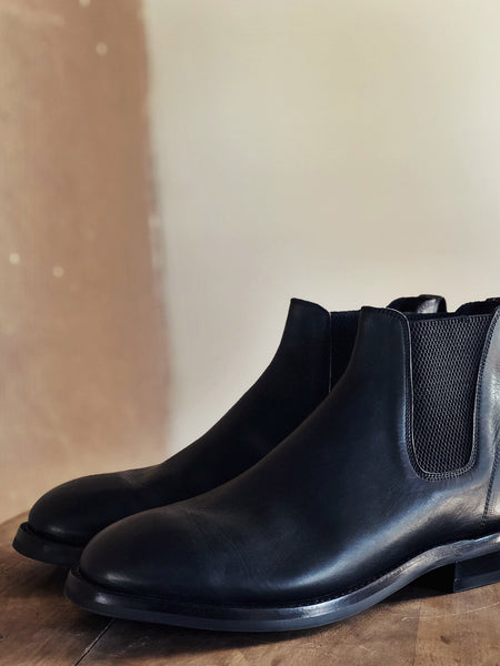 Basin Boots in Black