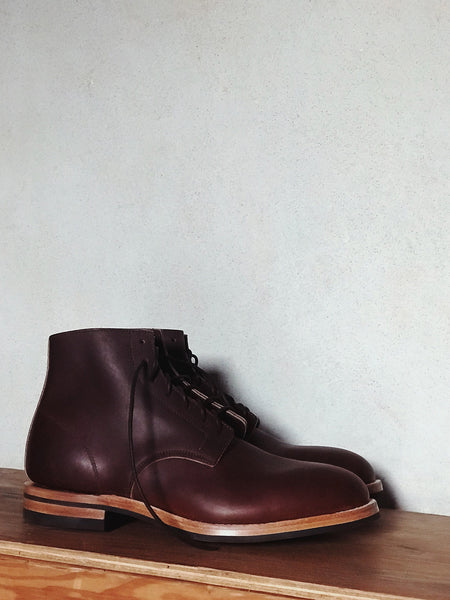 Chisos Boots in Dark Brown
