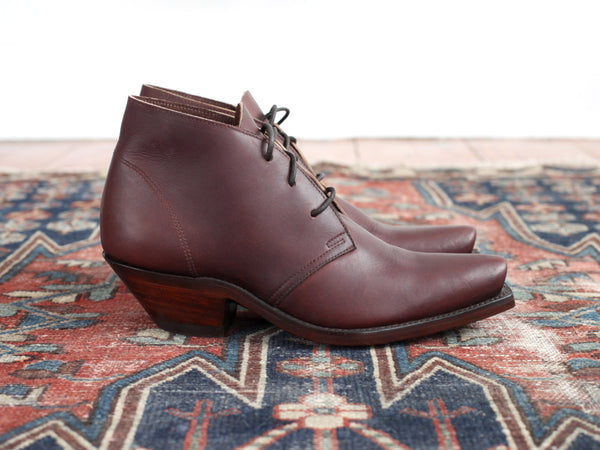 South Highland Boots in Dark Brown