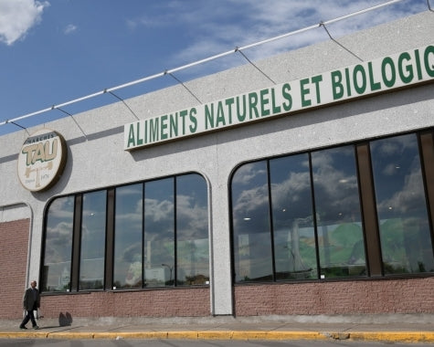 Kalp now at Tau Aliments Naturels, St-Leonard (Montreal QC, Canada)