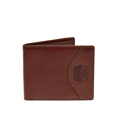 classic leather mens wallet