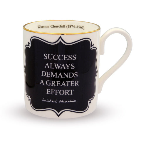 Success Always Demands... Mug-Mug-Sterling-and-Burke