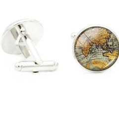 Map Cufflinks-Cufflinks-Sterling-and-Burke