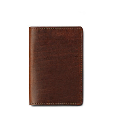 Passpot Wallet, American Heritage Leather-Passport Case-Sterling-and-Burke