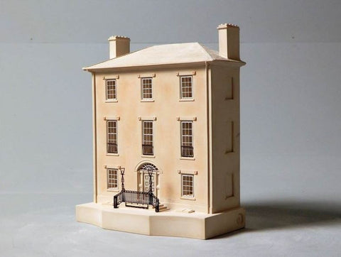 Architectural Sculpture | Decatur House | Washington, DC | Custom Model | High Quality Detail | Made in England | Timothy Richards