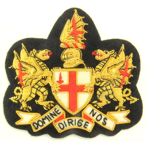 City of London Blazer Badge | Made in England