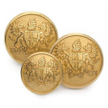 City of London Gilt Blazer Button