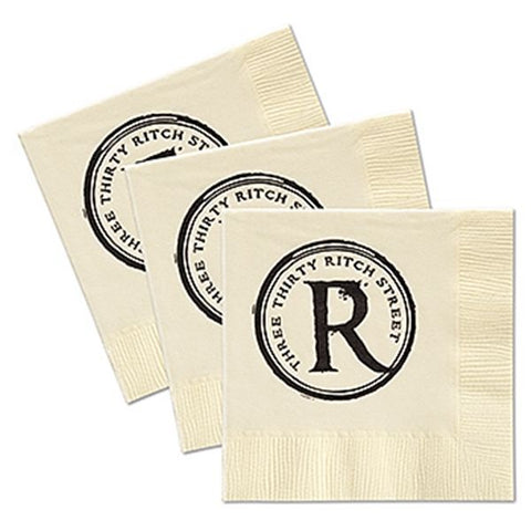 Custom Paper Napkins | Beverage Napkin | Cocktail Napkin | Custom Printing | Low Cost Quality Printing