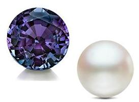 Pearl is the traditional birthstone for the month of June