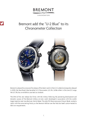 Bremont U-2/BL-Watches-Sterling-and-Burke
